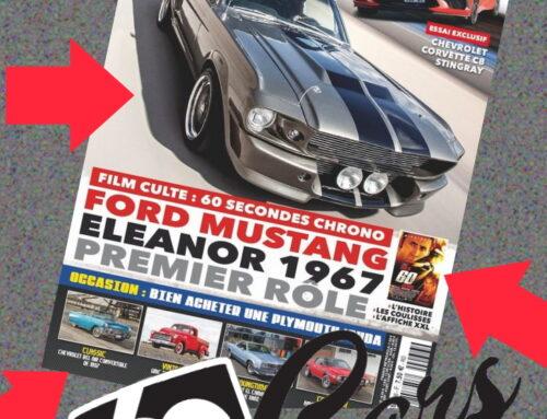 69cars dans Torque American Magazine